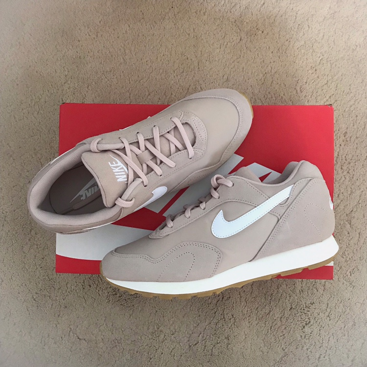 NIKE Outburst trainers - Beige Brand