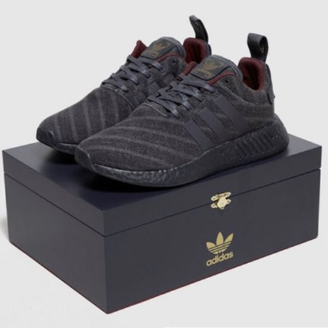 63c15be2a2f36 Henry Poole Adidas nmd R2 limited release Size x Henry Poole - Depop