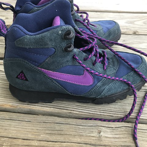 a47a5b34da1 Vintage Nike ACG Winter boots! (1995) In amazing condition - Depop