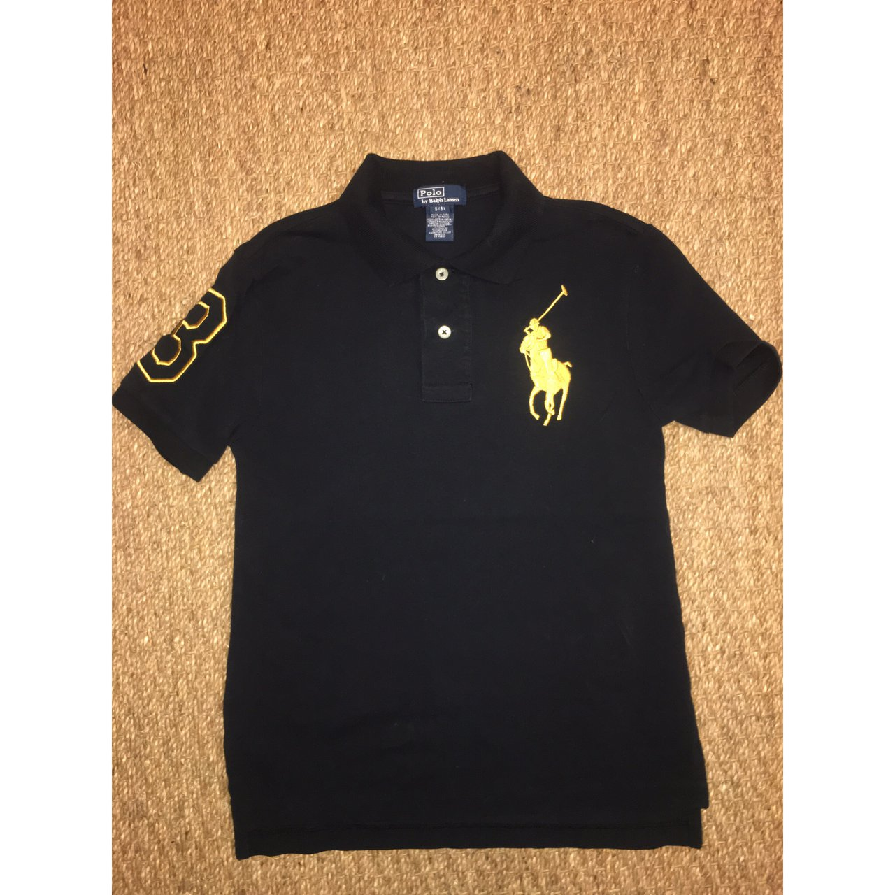 b5a40794607 Like•New Ralph Lauren Big Pony Polo Shirt Size with a
