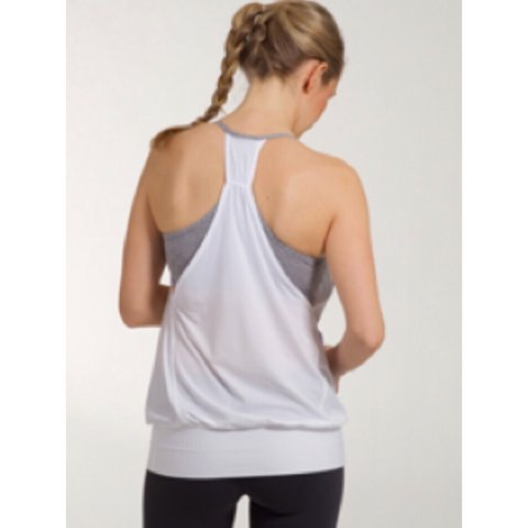 ff66a4d233b @resalesnob. 3 months ago. Los Angeles, United States. Pre•loved Lululemon  No Limit Tank
