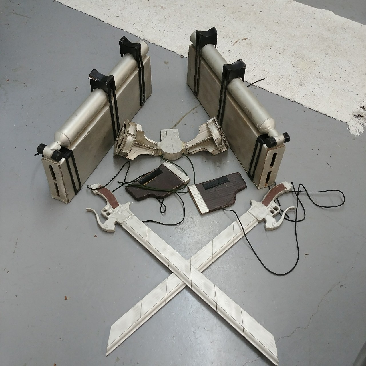 Attack On Titan 3d Maneuver Gear That Works