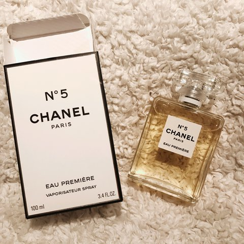 Chanel No 5 100ml Perfume Bought As A Present But Not I But Depop