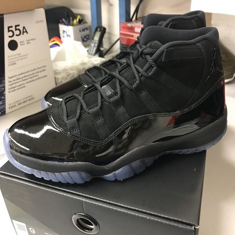 """5a626fc2ad58f7 Jordan 11 """"Cap and Gown"""" 💖 size 9.5! Receipt will be ✅ at I - Depop"""