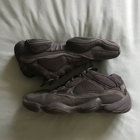 cbfd57738a0a2 Yeezy 500 Utility Black UK 11 Bought from Hanon - Worn