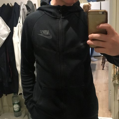ec9cf821 @robbieseniorr. 8 months ago. Ilkley, United Kingdom. Nike tech fleece  hoodie. RRP £60. Good as new. Size 13-15 but fits xs