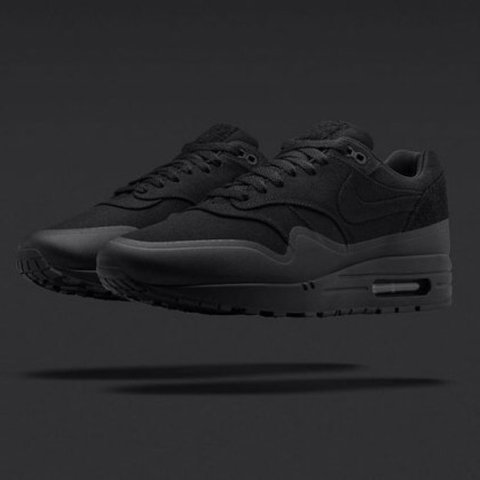 bded8d7fd0d8 NIke air max 1. Patch. Black. Nike lab..Very limited. Uk7. 1 - Depop