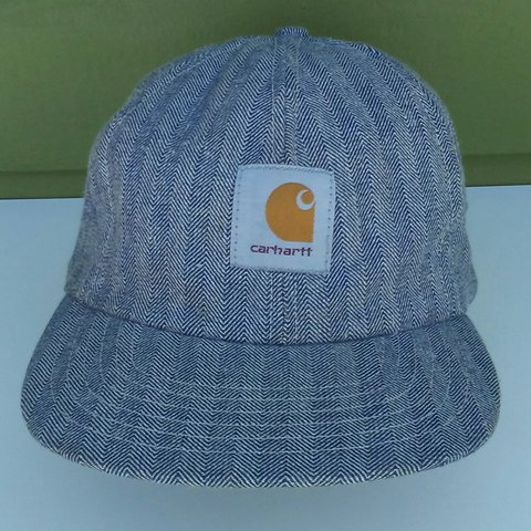 Vintage carhartt hat. Snapback. Made in usa. Looks barely  - Depop 51b90c43791