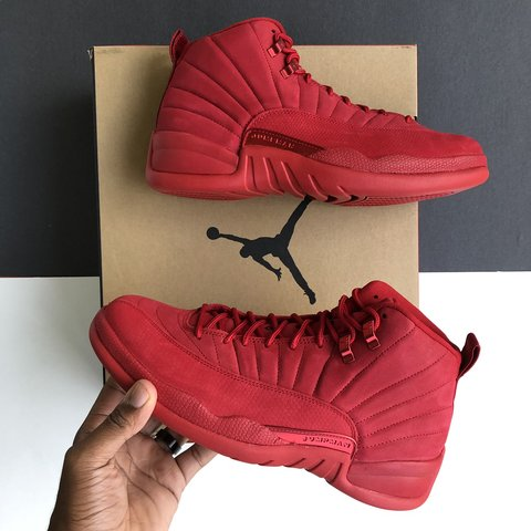 "newest 9ba50 46bcd  407kickz. 4 months ago. Orlando, United States. AIR JORDAN 12 RETRO ""BULLS GYM  RED"" (2018)"