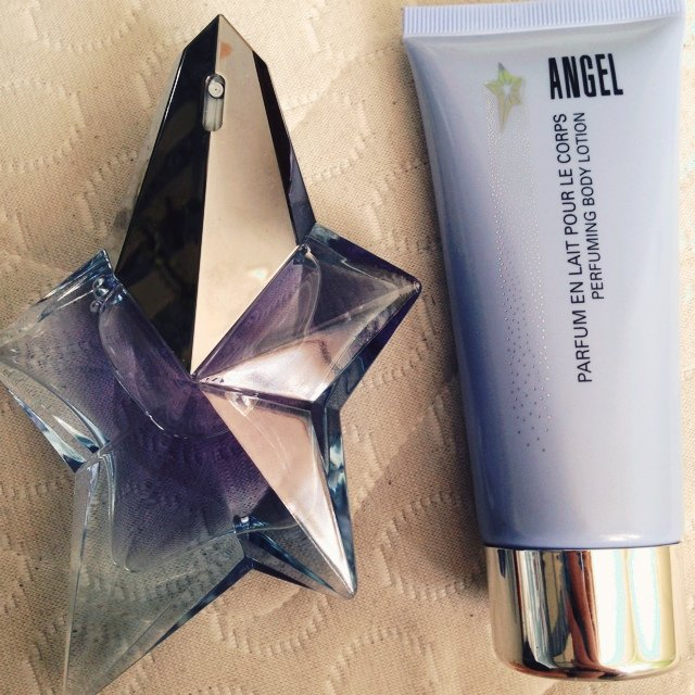 Genuine Thierry Mugler Angel Perfume And Body Lotion Is Or Depop
