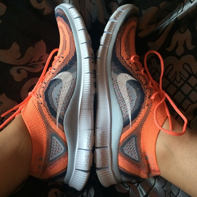 a0d34ccec1e2 Nike Flyknit Free Run 5.0 size UK 6 EU 39. Only worn once