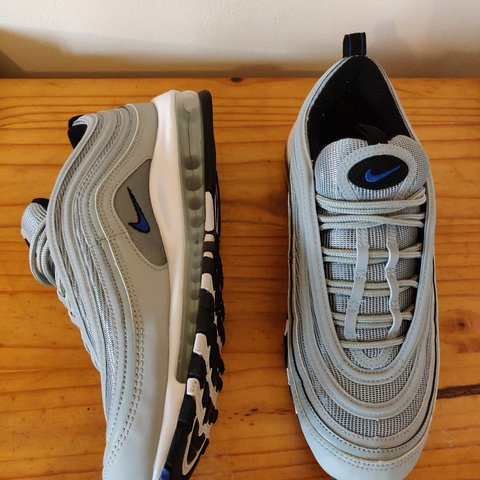 1311d76d6b Nike Air Max 97 'Silver Bullet' with blue tick. 8/10 see