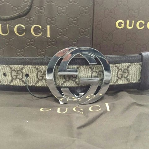 Gucci Belt Serial Number >> New Condition Gucci Belt In Box In On The Belt Serial Number Depop