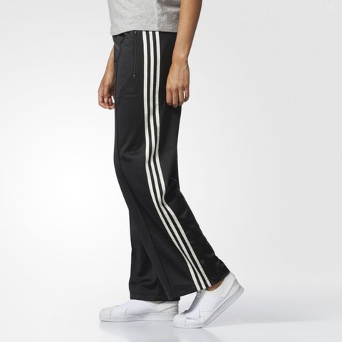 adidas shiny track pants