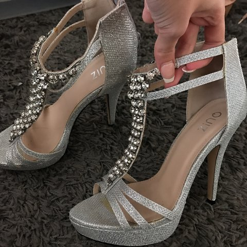 43be950aa6b9 Brand new never worn diamanté sparkle stiletto