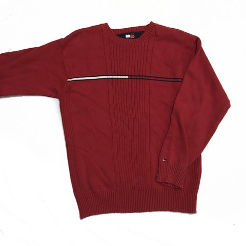 0fe21610aa786a @tonytr. 5 days ago. Houston, United States. Women's Tommy Hilfiger knit  sweater ...