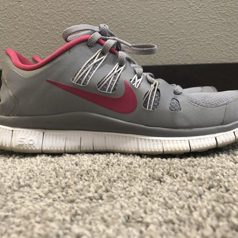 436f592d001d Nike free run. Old style. These are my favorite style of but - Depop