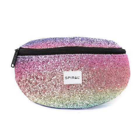 d37002d39763 BRAND NEW Spiral Glitter Fanny Pack No longer available at 5 - Depop
