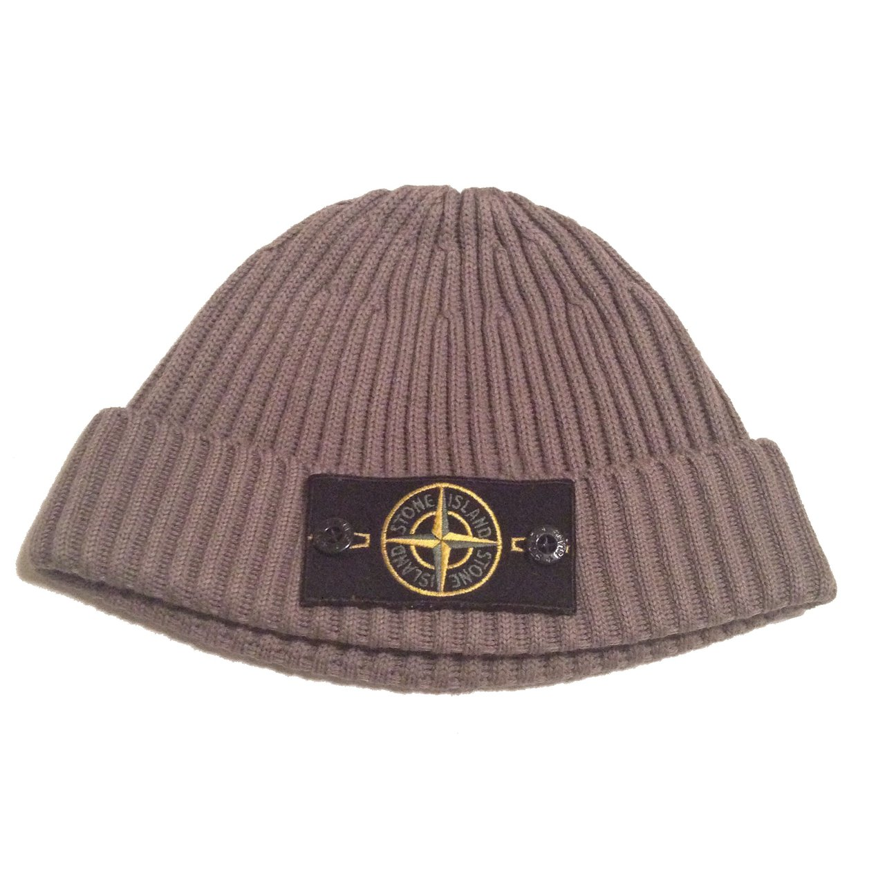 🕸🌪An extremely rare Stone Island Badge Beanie to flex in a - Depop d659d9e6604
