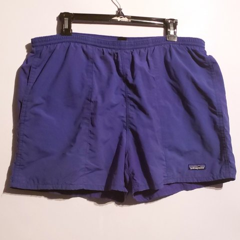 3e3b5a394d83e6 Vintage Patagonia Lined nylon athletic hiking shorts. Tagged - Depop