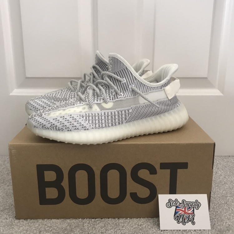 Adidas Yeezy Boost 350 V2 Static Non Reflective Size Depop