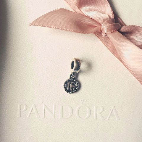 a3fc95df6 @sophiejspencer. last year. Manchester, United Kingdom. RESERVED Genuine  Pandora 16th birthday charm.