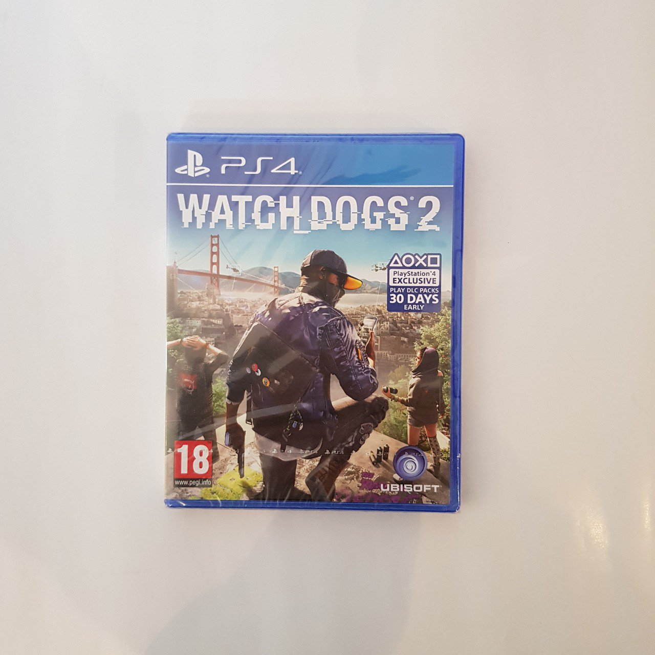 Watchdogs 2 Ps4 Game Brand New Still In The 4 Depop Sony Watch Dogs