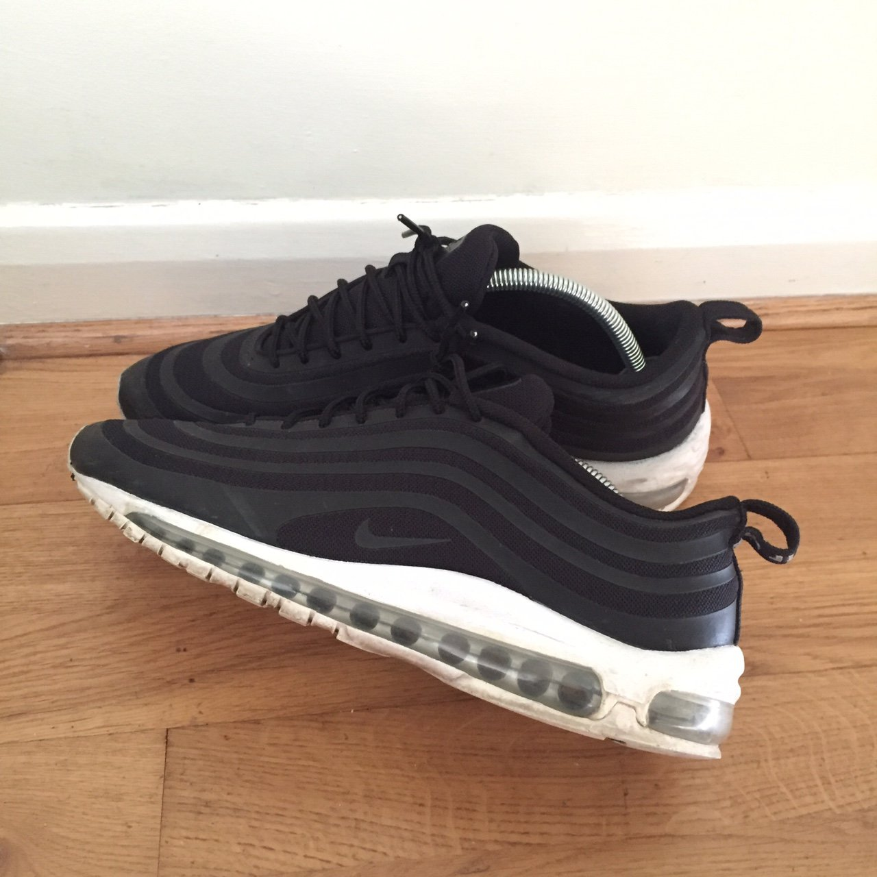 new concept 504c7 249e1  livcook. last year. Nottingham, UK. Nike air Max 97 CVS ...