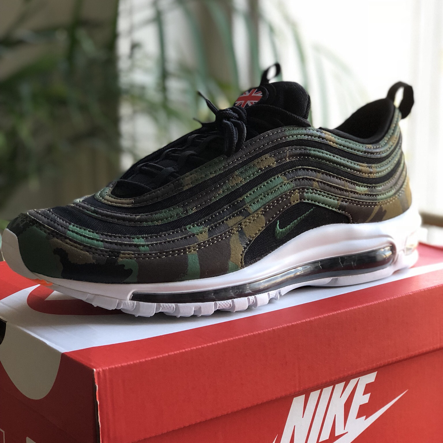 Nike Air Max 97 Premium International Air UK Depop