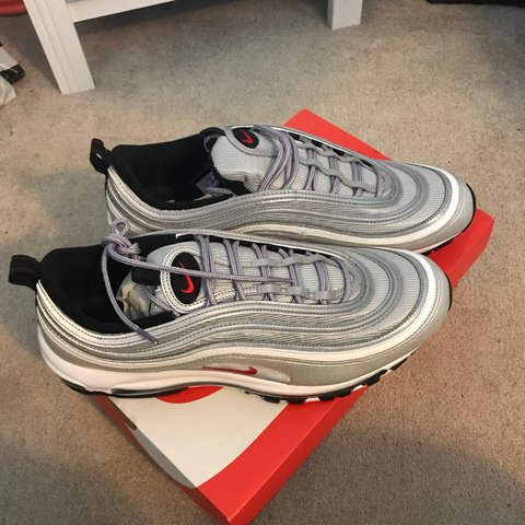 1dde92d4a8 @chesca67. last year. Bath, United Kingdom. NIKE AIR MAX 97 OG QS 'silver  bullet' LIMITED EDITION AND RARE