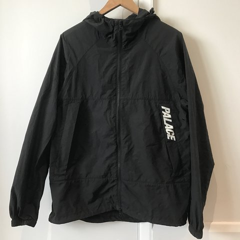 015cea16 palace park jacket in anthracite Great condition Open to - Depop