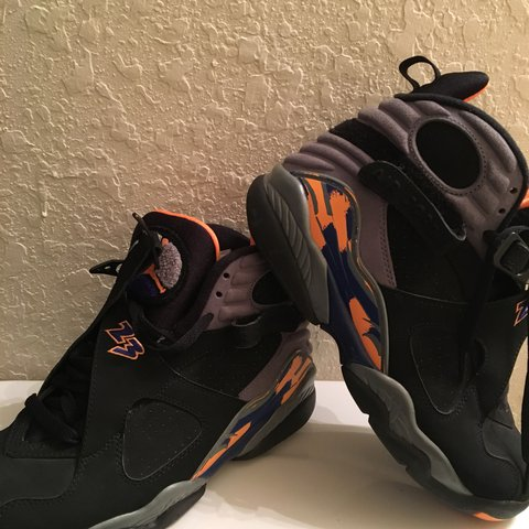 "buy popular 02e22 36e43  jbvintagetings. 10 months ago. Houston, United States. Air Jordan 8 Retro ""Phoenix  Suns"""