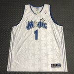 e4ee85cbd Mens XL Vintage Orlando MAGIC T-MAC Tracy Mcgrady RETRO are - Depop