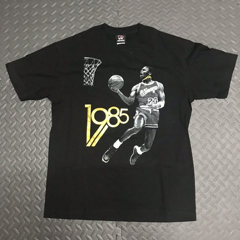 e7bfb7d6dd1743 NWOT The Freshnes Michael Jordan 1985 shirt. Dunk contest - Depop