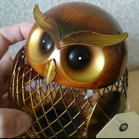 New Messenger Owl Piggy Bank The Owl Is A Symbol For And Depop