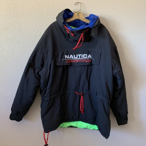 791d76ad30 Nautica jacket perfect for winter snow  price includes - Depop