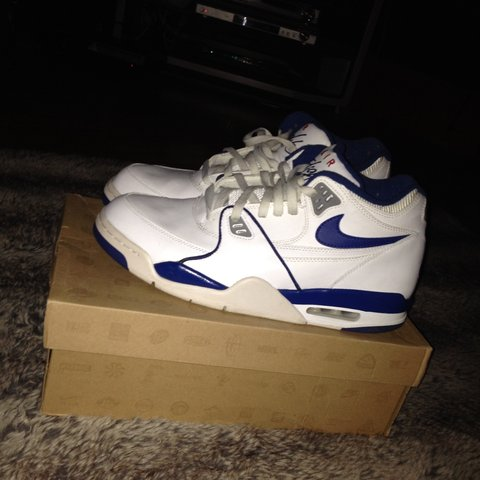 on sale 6e1fc 4c73a  cee 98 . 5 years ago. Doncaster, Doncaster, South Yorkshire, UK. Nike air  flight 89 true blue ...