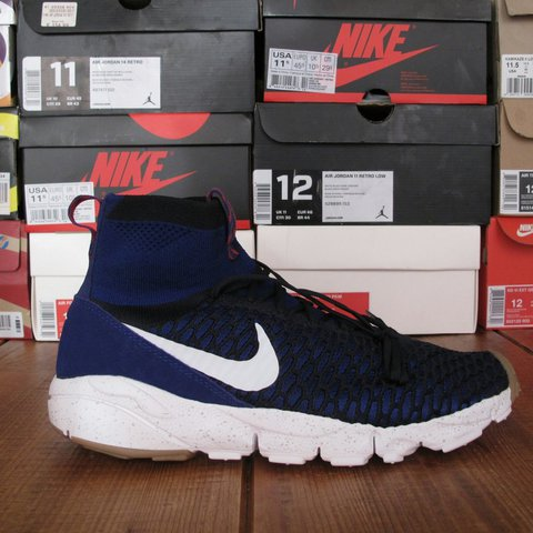 Brand new in box Nike air footscape magista flyknit in the - Depop e270e2b5f