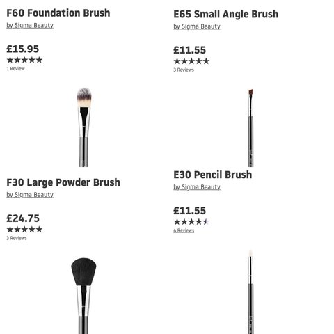 this listing includes the brushes- 0