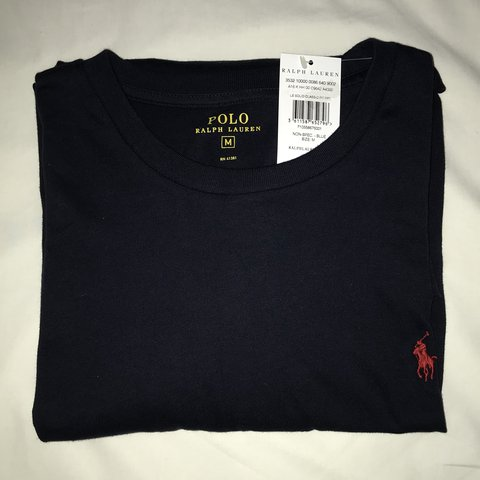09fce77691fe Polo Ralph Lauren long sleeve top Brand new with tags Never - Depop