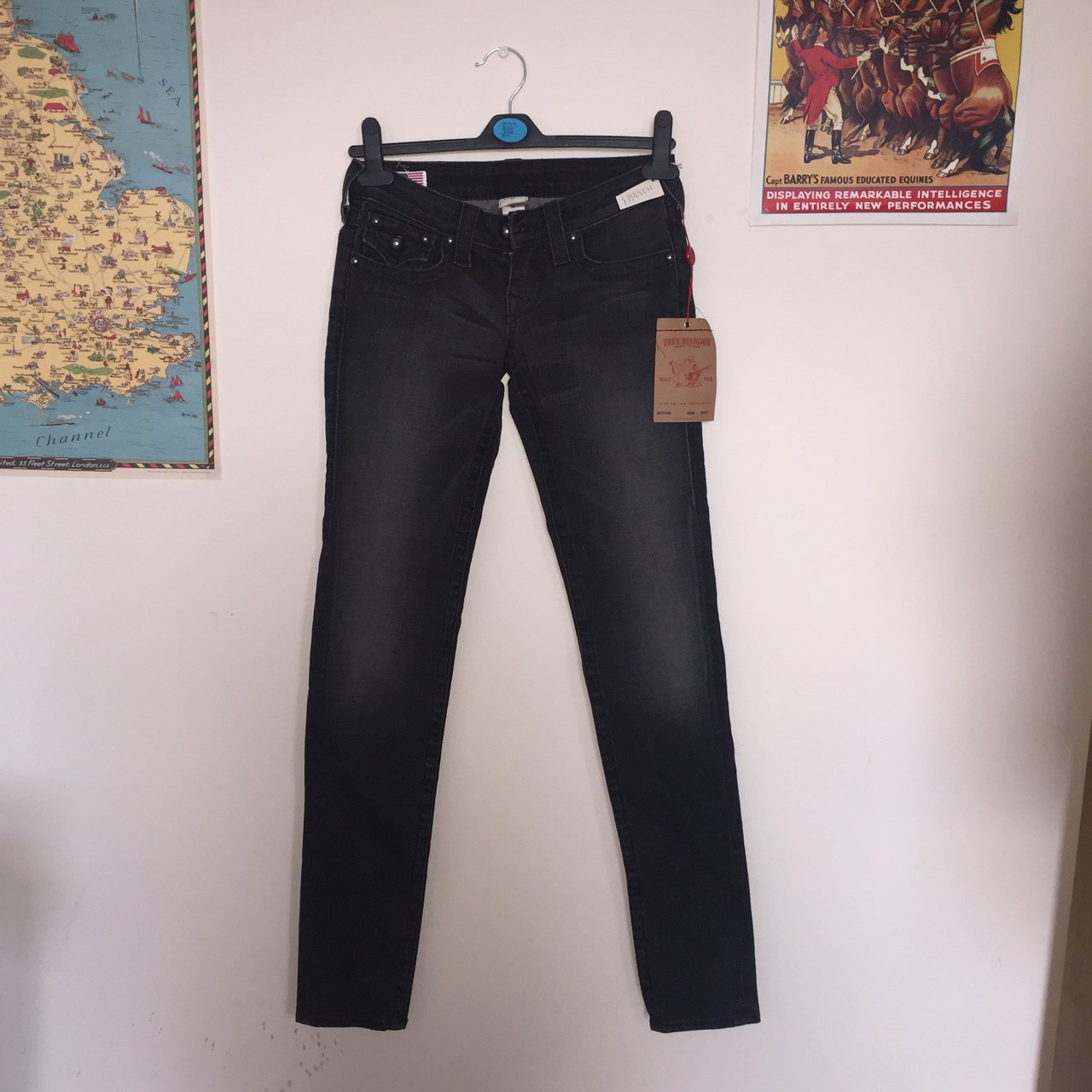 d0f7456a1 TRUE RELIGION JULIE JEANS. Brand new