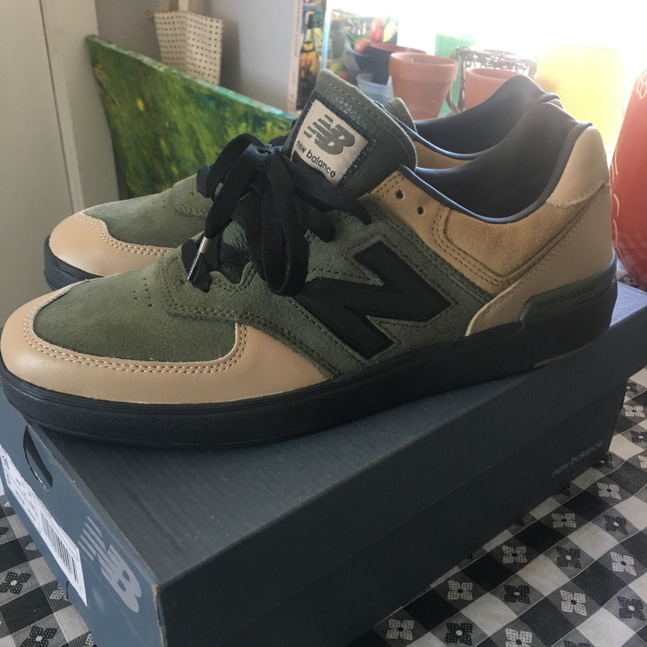 New Balance #574 by 8five2 \