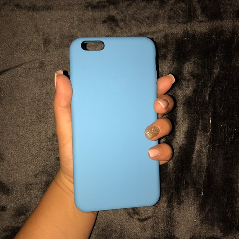 baby blue iphone 6s case