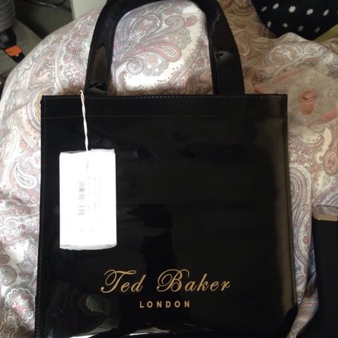 6c671c105455 Ted Baker tote bag in small! Brand new