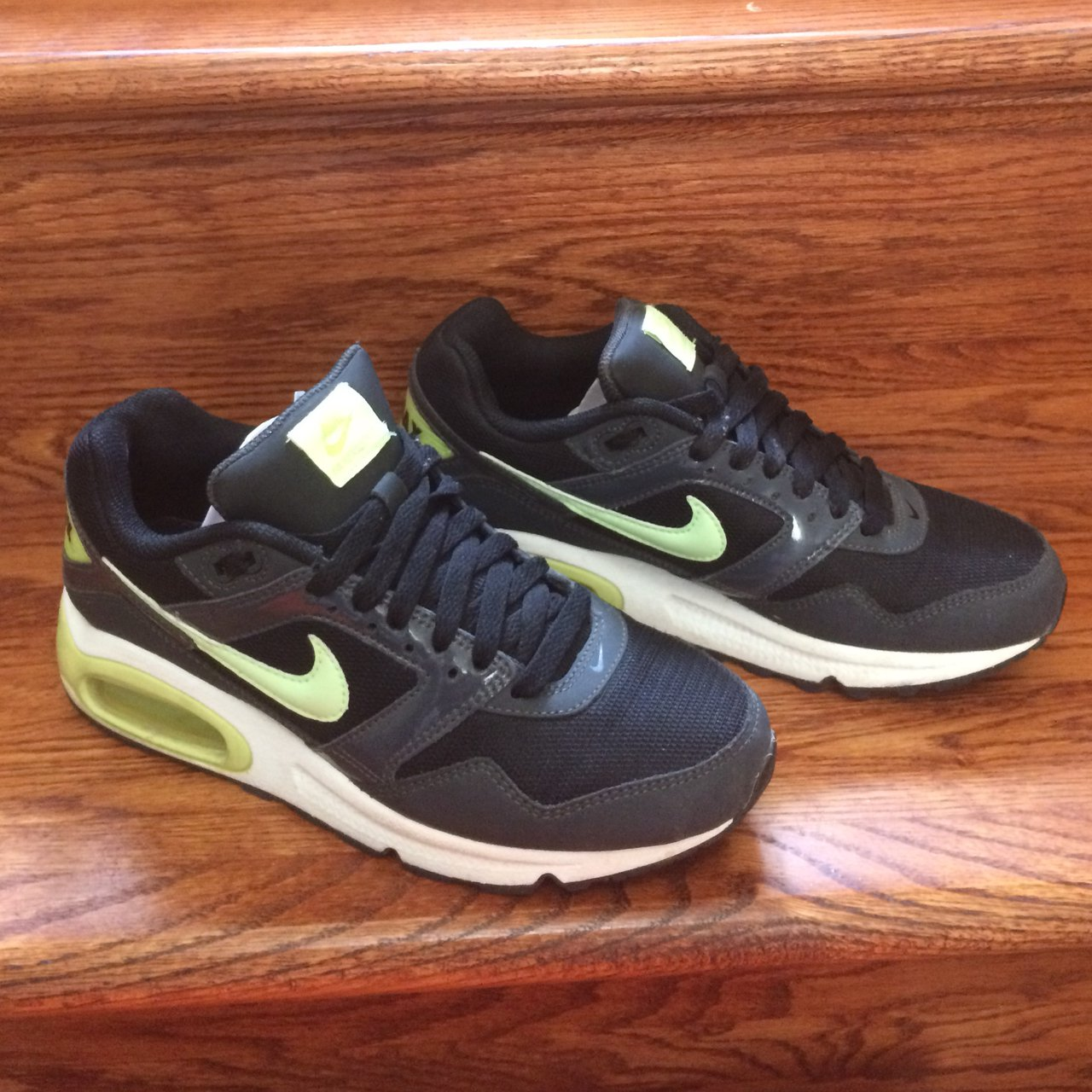 new products d3de9 43117  doppledanger. 11 months ago. Baltimore, United States. Nike Air Max  Navigate sneakers in black ...