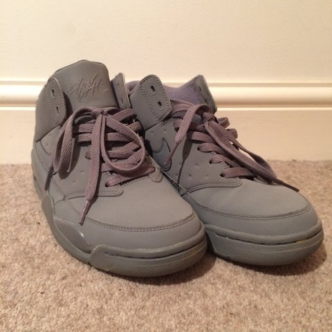 finest selection 9a88a 2876f ALL GREY NIKE FLIGHTS - 0