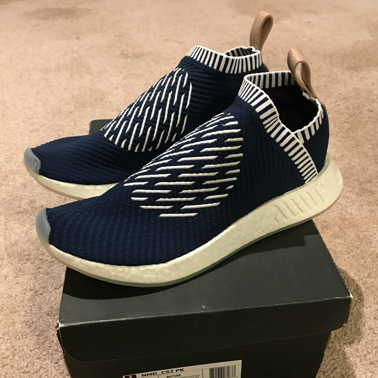 67aae8062 Fits From Depop Once Worn Size 9 Nmd Adidas Bought Cs2  ronin  5 8w6BaqvUx