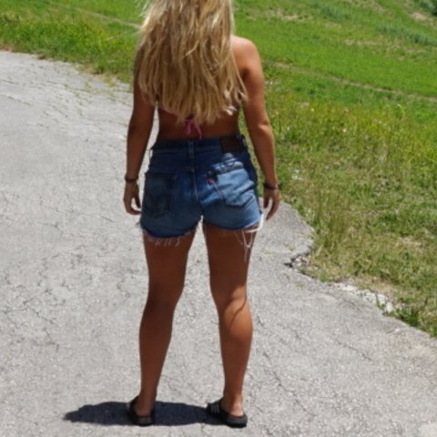 e7469fb9b1 @daisymary. 2 years ago. Chigwell, UK. Levi cut off denim shorts from urban  outfitters!