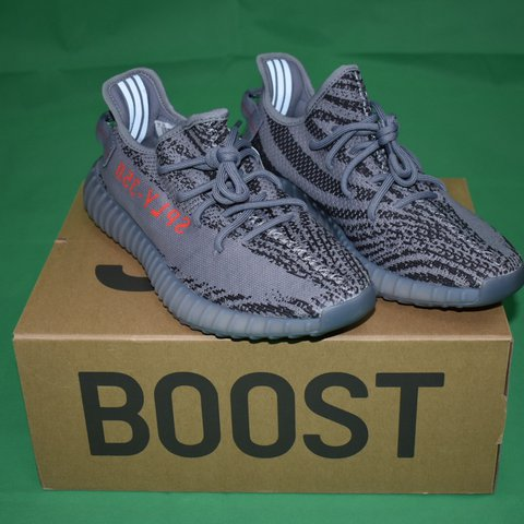31040d00a1620 Sold on StockX     Adidas Yeezy Boost 350 V2 Beluga 2.0 - Depop
