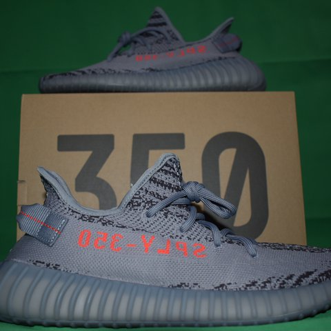 000c3d5b46d Sold on StockX     Adidas Yeezy Boost 350 V2 Beluga 2.0 - Depop